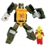 Transformers Legends LG48 Brawn & Repugnus